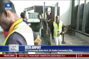 FG Commends Delta Govt On Asaba Airport Concession Plan
