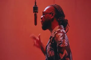 Burna Boy – Collateral Damage (Live Session)