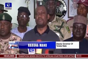 Taraba Govt Holds Security Meeting To End Tiv-Jukun Crisis