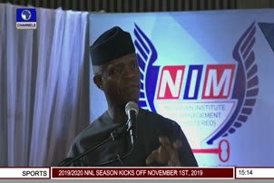 Buhari's Administration Is Committed To Grassroots Development - Osinbajo