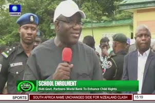 Ekiti Govt Partners World Bank To Enhance Child Rights