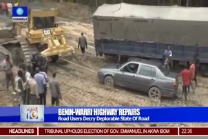 Delta Govt Shuts Benin Warri Highway For Repairs