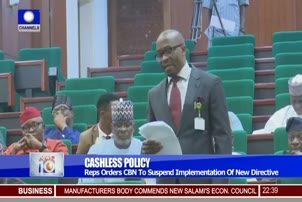 Reps Orders CBN To Suspend Implementation Of New Cashless Policy
