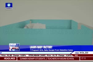 Seven Pregnant Girls Escape From Anoher baby Factory In Lagos