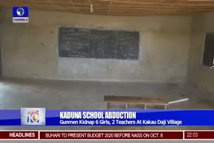 Gunmen Abduct Six Female Students, Two Teachers In Kaduna