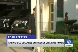 Sanwo-Olu Declares Emergency On Lagos Roads