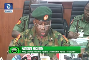 Army Extends Operation Positive Identification Across The Country