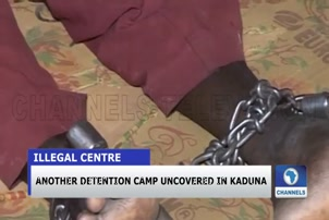 Update: Another Detention Camp Uncovered In Kaduna