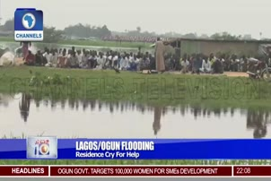 Resident Cry For Help As Ogun River Breaks It's Banks