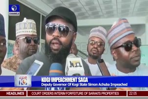 Kogi Impeachment Saga Probe Panel Failed To Indict Former Deputy Governor