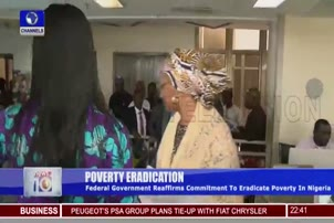 FG Reaffirms Commitment To Eradicate Poverty