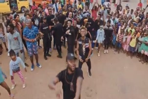 Fuse ODG ft. Quamina MP & Article Wan – Serious