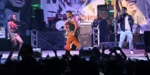 LACE AND OLAMIDE PERFORMANCE AT FELABRATION 2013