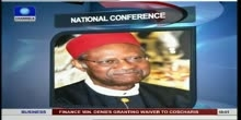 Proposed National Conference is timely-- Anyaoku