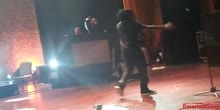 Wale performs Lady Gaga duet Chillin in Lagos
