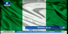 Nigeria At 54 Review Of Nigeria's Political Development Sinc