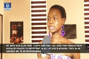 Olajumoke Reveals Reaction Of Husband Relatives To Status Change