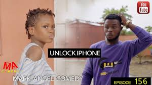 Mark Angel Comedy - UNLOCK iPHONE