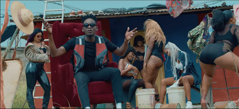 Mr Eazi – Overload ft. Slimcase & Mr. Real
