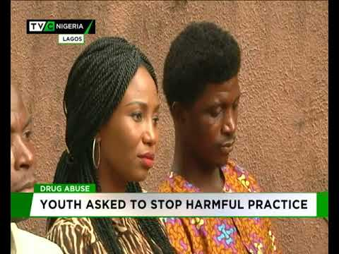 Drug abuse: Youth asked to stop harmful practice