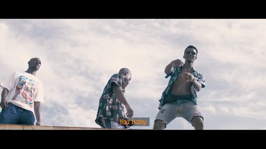 La Même Gang ft. KwakuBs & $pacely – Yaa Baby
