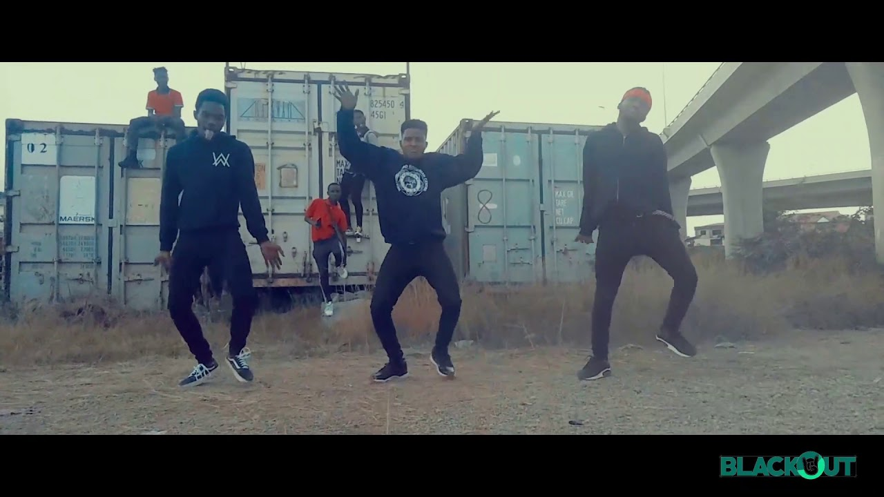 GuiltyBeatz Ft. Mr Eazi, Joey B & Medikal – Genging (Dance Video)