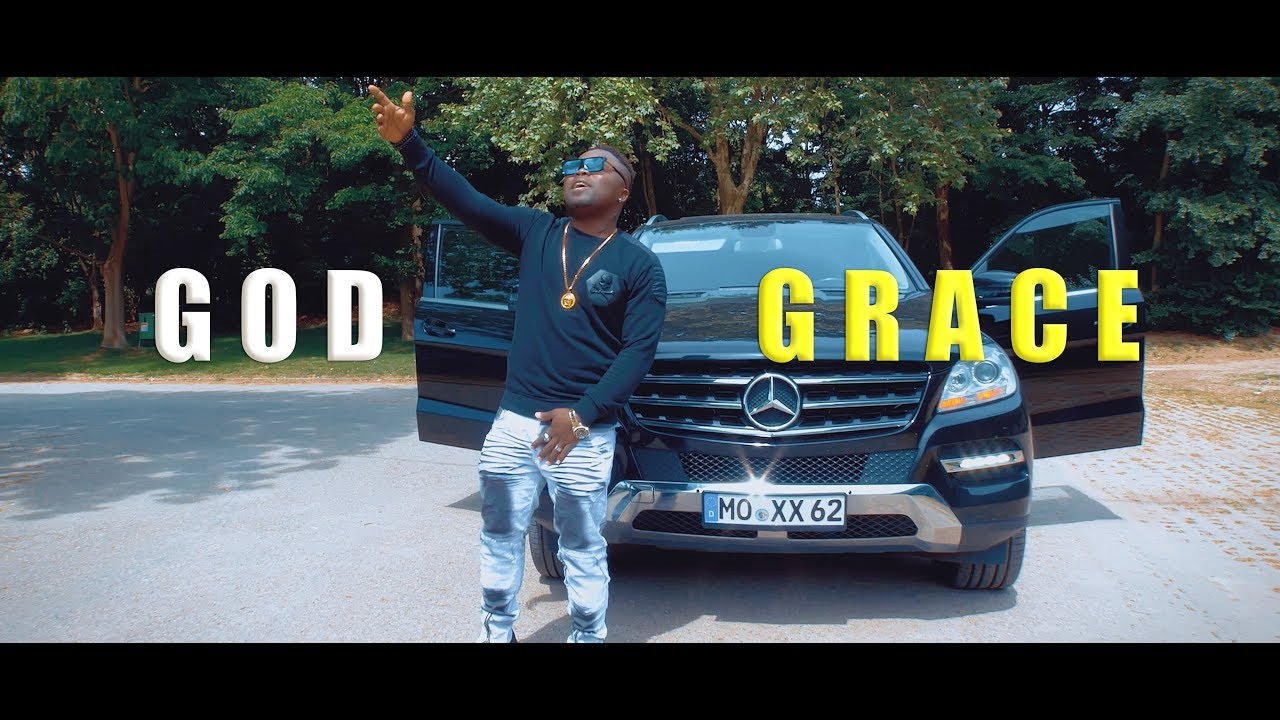Golden Dairy ft UC Flash – God's Grace