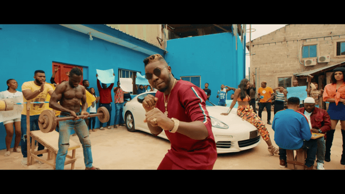 Tplay ft Olamide – When Money Dey