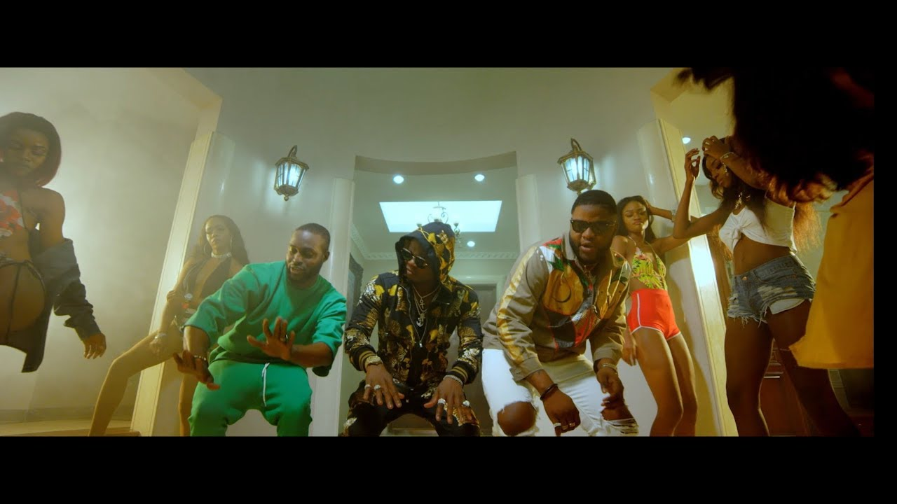 DJ Neptune ft. Skales & Harmonize – Do Like I Do