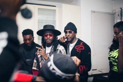BOJ – Like 2 Party ft Skepta & Teezee