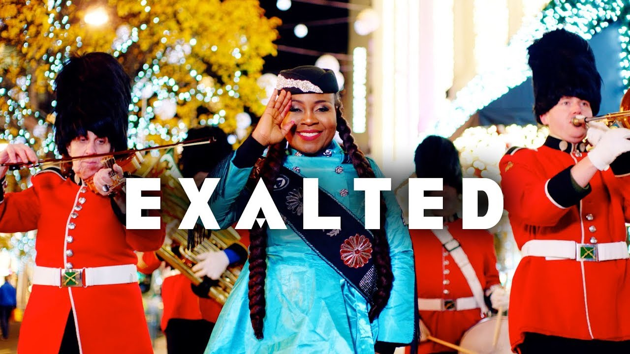 Glowreeyah Braimah – Exalted