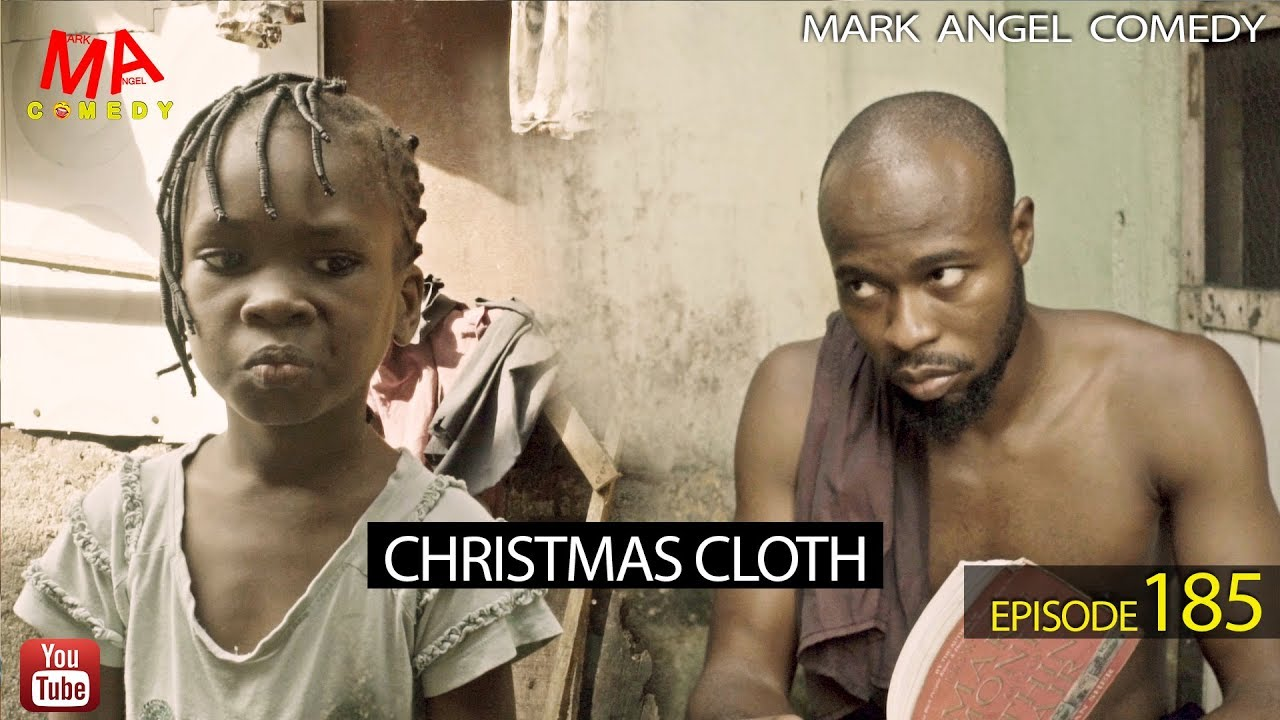 Mark Angel Comedy - CHRISTMAS CLOTH