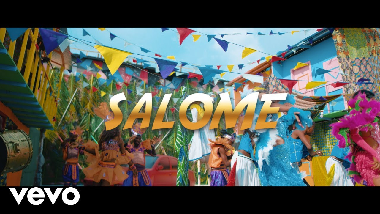 Swazzi Ft. Efya – Salome