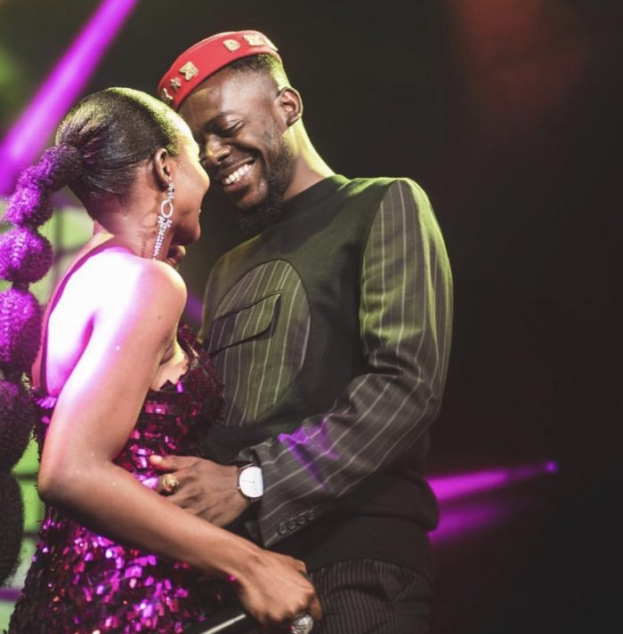 Watch Adekunle Gold And Simi Dancing At Their Traditional Marriage