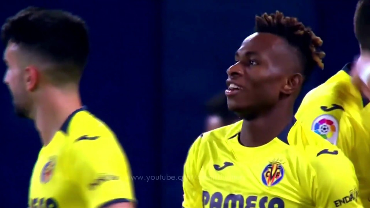 SAMUEL CHUKWUEZE - Insane Goals, Skills, Assists - Villarreal 2018/2019