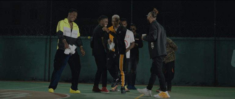 Yung6ix x Hanu Jay ft. Zlatan – Leg Working