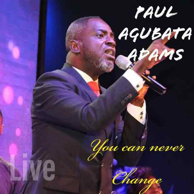 Paul Adams – You Can Never Change