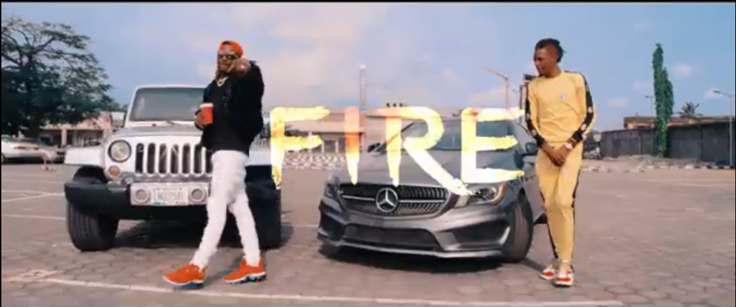Olaboi x Terry G – Fire