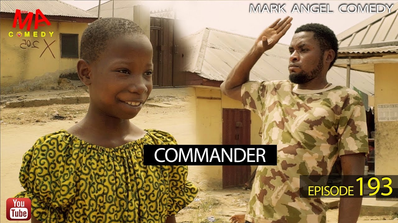 Mark Angel Comedy - COMMANDER