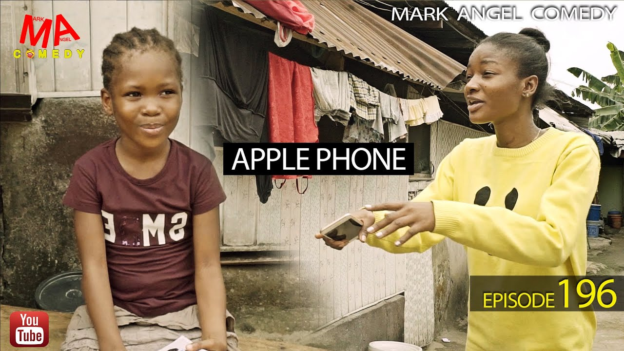 Mark Angel Comedy - APPLE PHONE