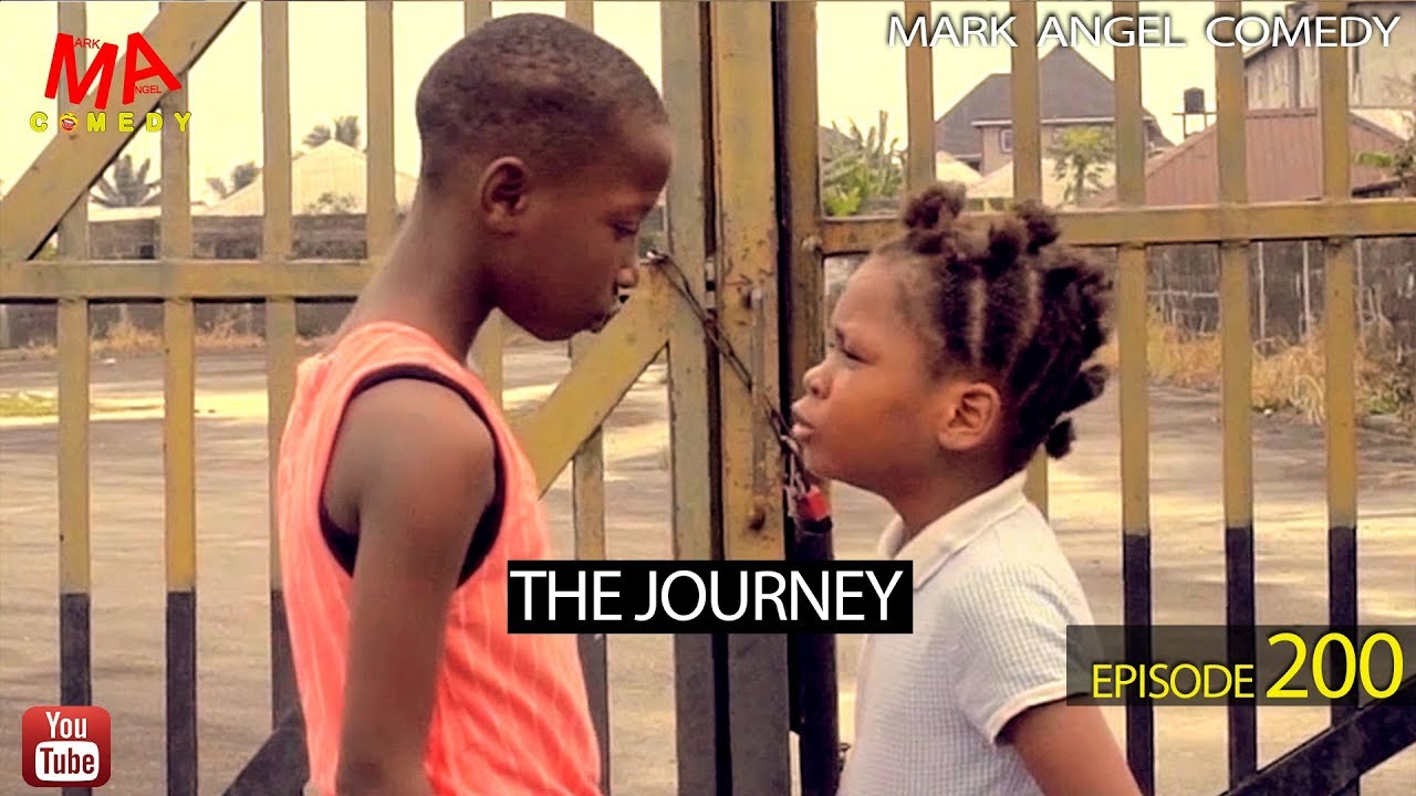 Mark Angel Comedy - THE JOURNEY