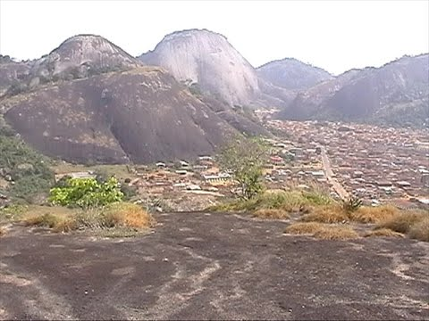Mountain of Magic (Idanre Hills)