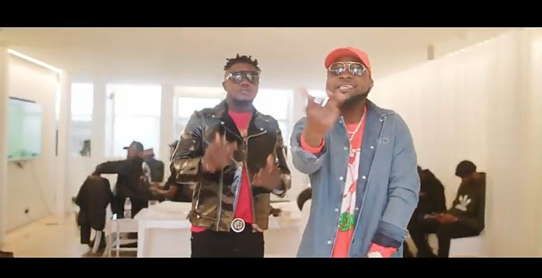 CDQ ft Davido – Entertainer