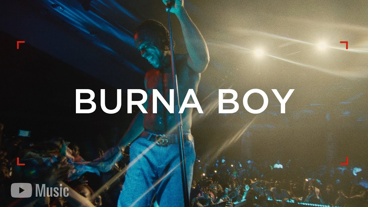 BURNA BOY - Artist Spotlight Stories
