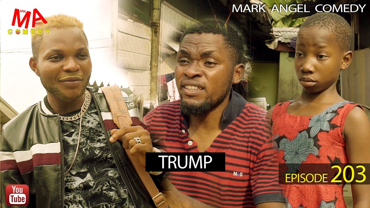 Mark Angel Comedy - TRUMP
