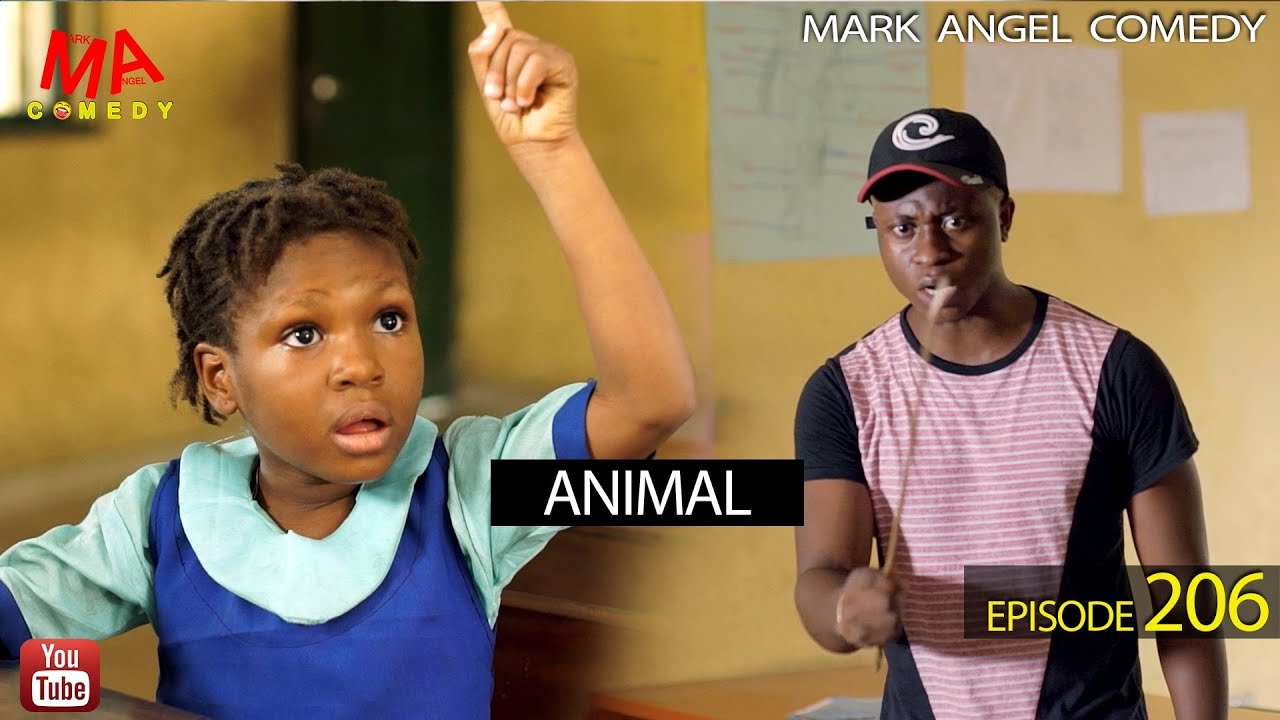 Mark Angel Comedy - ANIMAL