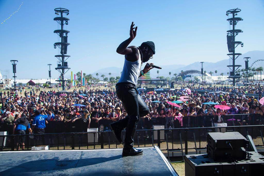 Burna Boy – Killin Dem (Live At Coachella)