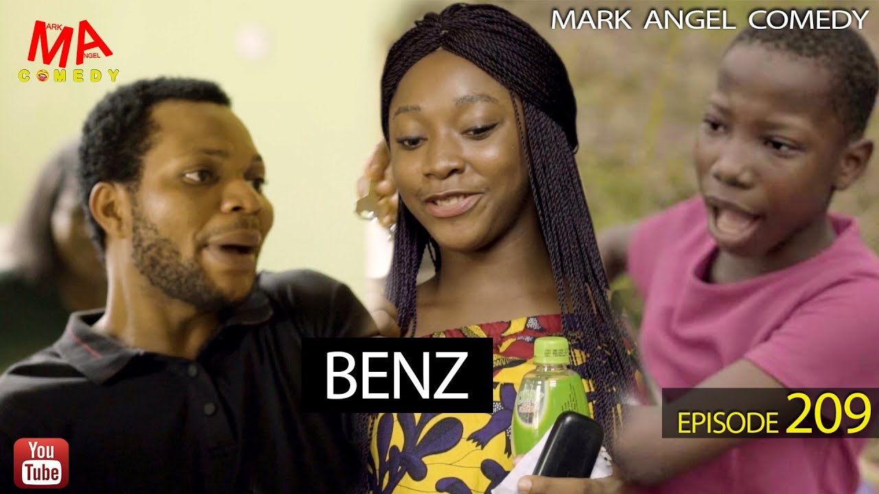 Mark Angel Comedy - BENZ