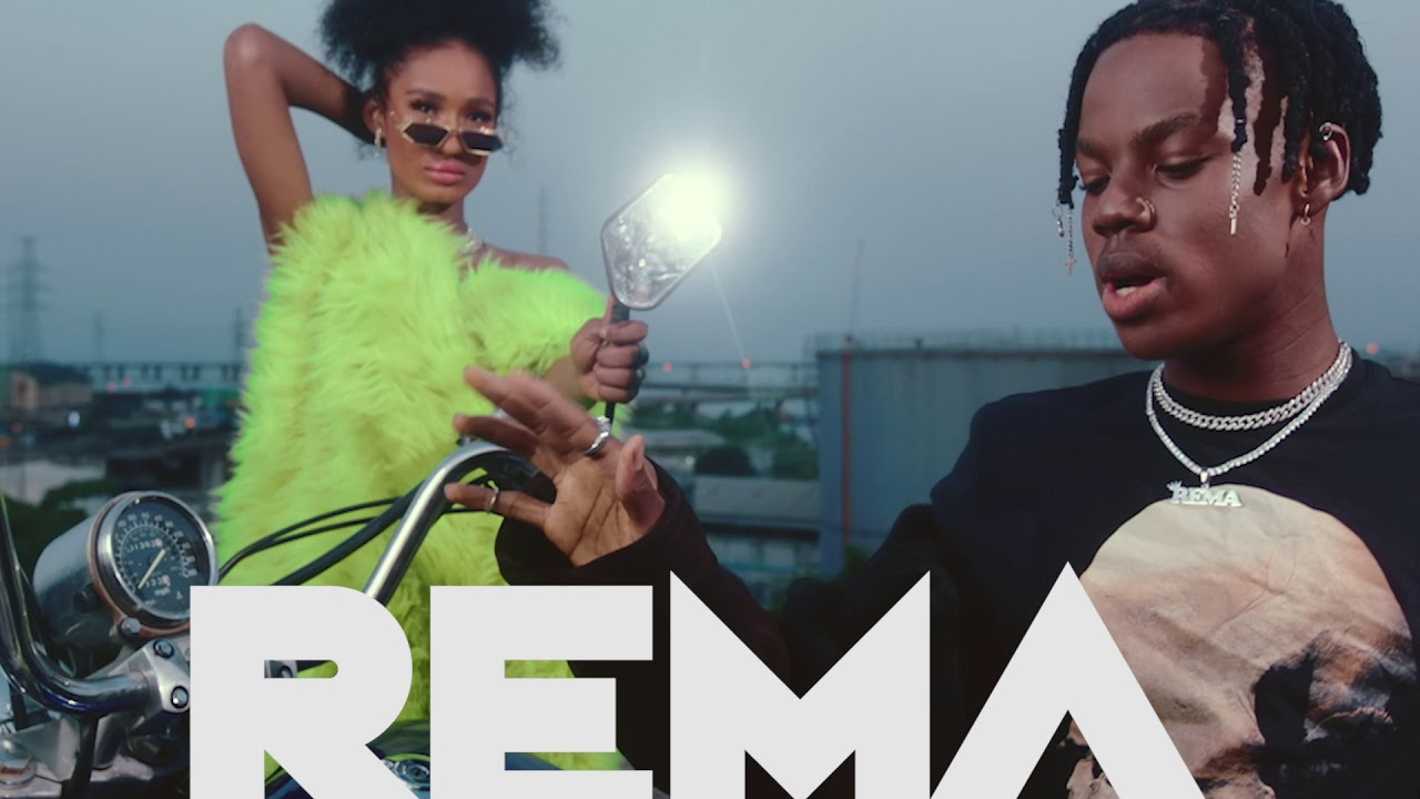 Rema's First Ever Performance - Homecoming Lagos
