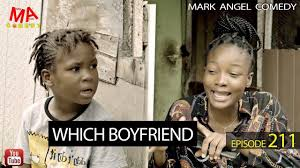 Mark Angel Comedy - WHICH BOYFRIEND